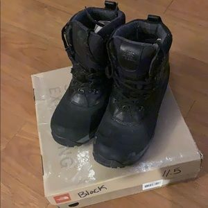 Mens Chilkat ll Luxe The Northface boots